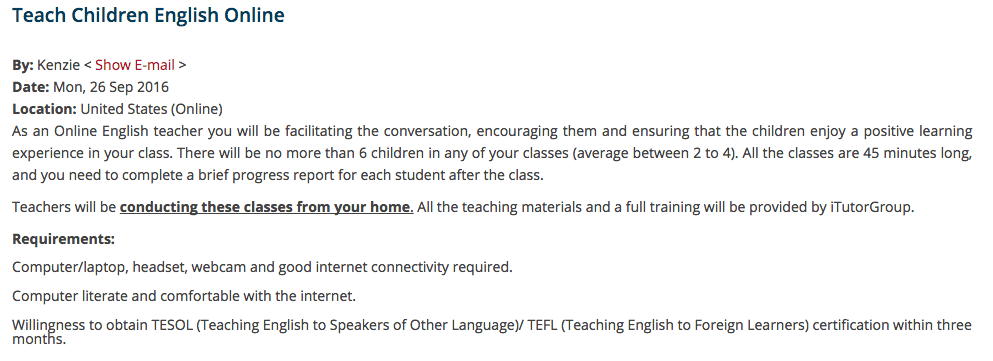 Heres Why You Need An Online Tefl Course With Teaching Practice