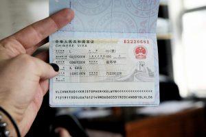 Understanding china visa process for teachers