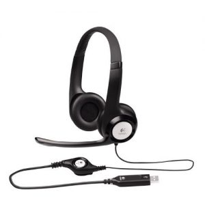 teaching headset h390