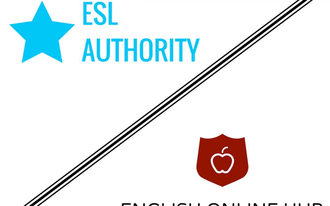 English Online Hub Is Now ESL Authority