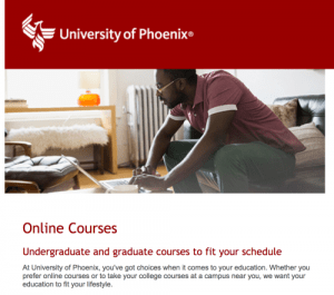 teaching online courses universities