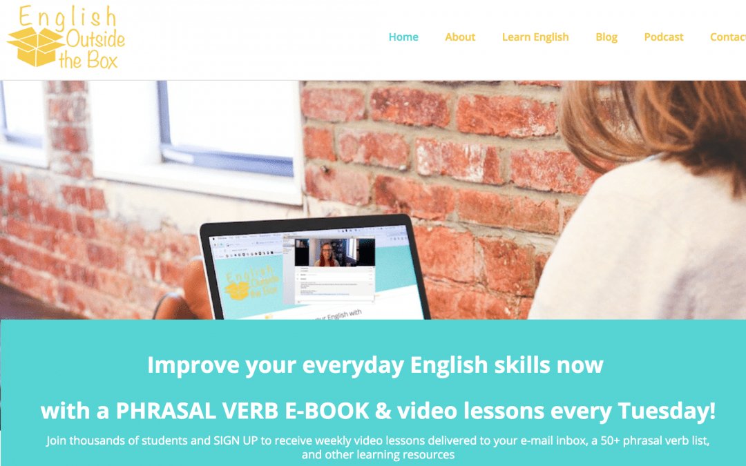 How Jennifer from English Outside the Box Got Started and Using Referrals to Land Students