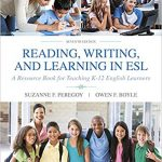 esl book Reading, Writing and Learning in ESL