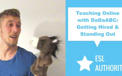 Teacher Interview: Standing Out in the DaDaABC Hiring Process
