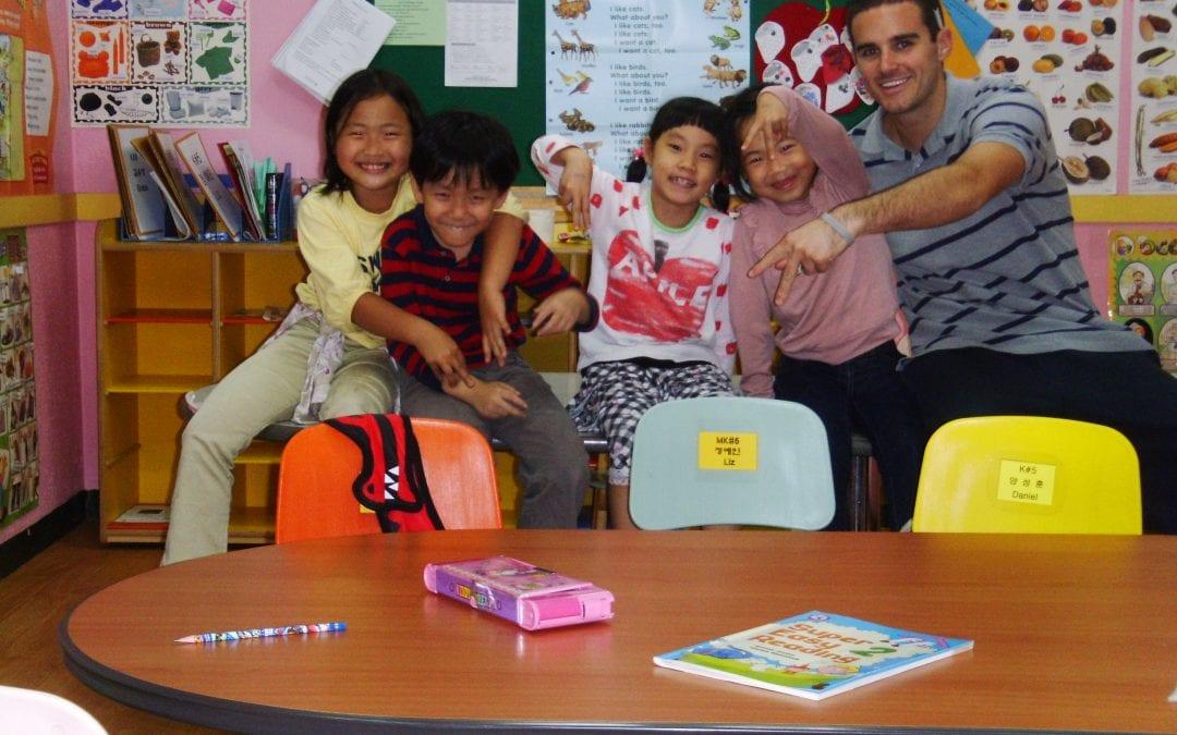 My Experience Teaching at a Hagwon in Korea