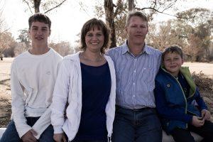 family journey china