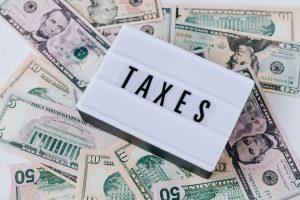 teaching taxes